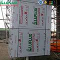 La construcción de proyectos de decoración panel compuesto de aluminio( acp)