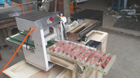Hot sale Stainless steel kebab machine /shish kebab maker/ kebab making machine for sale