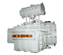 Three phase steelmaking oil filled type Transformer