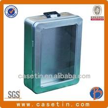 Aluminio cubos / latas grandes / caja metálica