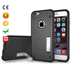 high end otterboxing hybrid stand back heat sinking net phone case for iphone 6s