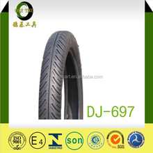 2.75-18 DJ-697 tube type 6PR GOOD QUALITY india quality heavy duty Best Sale CHEAP PRICE Motorcycle Tire