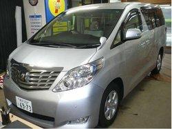 Toyota Alphard Cars