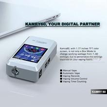 1.77 inches digital display screen kamry 60 box mode,7-60 w adjustable wattage