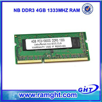China import export ETT chips ram 4gb ddr3 1333 k4b2g0846c-hch9 for laptop