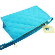 2015 Promotional travel make up bag with zipper