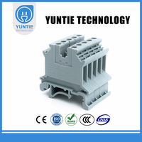 China alibaba supplier uk connector,32A Rated current waterproof terminal block