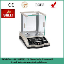 Laboratory and commercial used electronic analytical balance
