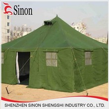 trade assurance heavy duty canvas army camping tent