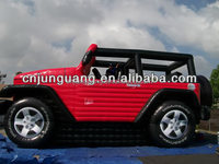 2015 hot inflatable jeep