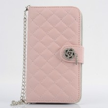 High Quality Fashion Wallet Stand Flip Leather PU Card Slot Unique Phone Cases For Samsung Galaxy Note 2 N7100