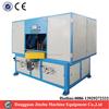 Rotary table dis-casting fittings automatic polishing machine