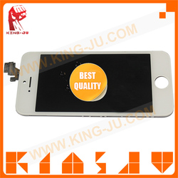 China Market price LCD digitizer with frame for 5g For Mobile iphone 5g display assy