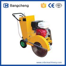 Newly Design walk behind gasoline robin honda electric asphalt floor road cutting machine concrete saw