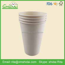 170gsm-300gsm beverage disposable wholesale coffee paper cups