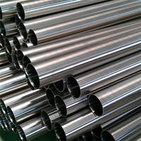 304 304L Welded Stainless Steel Pipes for Construction and Decoration