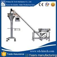 high speed automatic toner powder filling machine