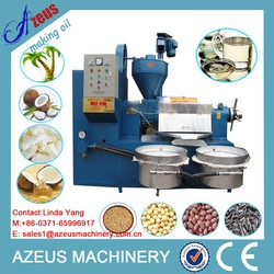 800kg/h tope selling automatic cold press maize usage corn oil press machine