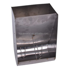 Hot Sales High Quality Stainless Steel Small Dry and Wet Feeder Manufacture