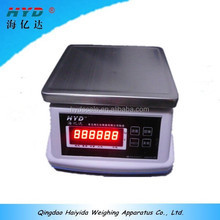 Cheap price 25kg mechanical weighing scale, platform weighing scale
