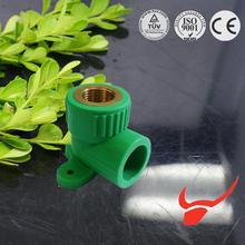 hot sale in russian korea hyosung r200p grey color 20-160mm ppr hot and cold water pipe fitting