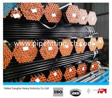 API 5L grade b seamless carbon steel pipeline