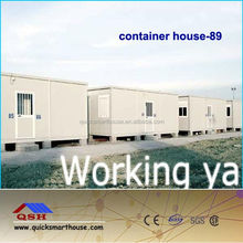 container home with complete electric appliance, sinks, and other furnitures