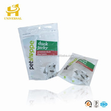 20 years focusing on reclosable zipper dog food plastic bags factory
