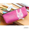 Colorful Animal Design Felt Pencil Case For Teenagers