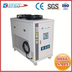 Plastic factoryair cooled chiller price for sales