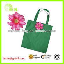 muchachas del algodón reutilizables bolso de compras