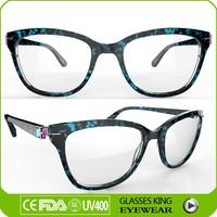 Shenzhen China new model eyewear frame glasses custom logo