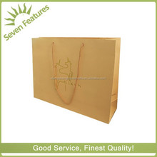 OEM Design Brand shopping paper tote bags