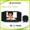 3.5 inch high definition motion detection video peephole door camera wireless