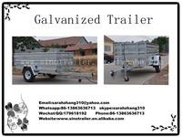 Galvanized 1000kg Utility Trailer Supplier