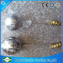 i inch brass remote automatic water tank lever shut off float valve