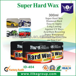 High Quality car durable hard wax