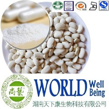 Hot sales plant extract White kidney bean extract/Phaseolamin 1%-2%/Order the WBC Free sample