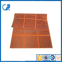 Promotion factory original cheap outdoor decorative rubber flooring with high quality