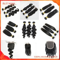 2 Packs Of Remy Hair Quality Hair Accessories