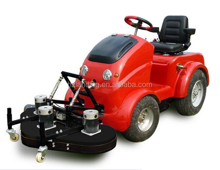 Battery lawn mover tractor lawnmower tractor electric for Lawn mower electric motor