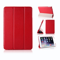 12 Colors Available Smart Cover For iPad Mini 4 Leather Case Ultra Thin For iPad Mini Retina Case Cover
