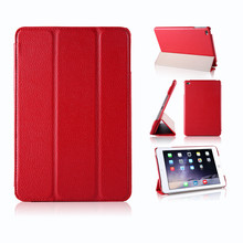 12 Colors Available Smart Cover For iPad Mini 4 Leather Case Ultra Thin For iPad Mini Retina Case Cover