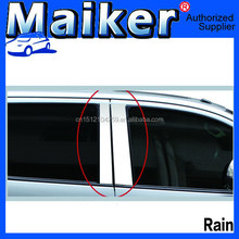 4*4 auto accessories exterior from maiker column pillar car window trim for TOYOTA Tundra Accessories from Maiker