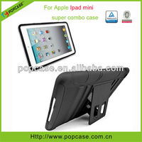 Hybrid defender stand case for ipad mini