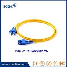 SC-ST Duplex Singlemode SM 2.0/3.0MM FO fiber optic patchcord/patch cable