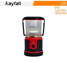 dynamo waterproof 6led solar lantern with mobile phone charger