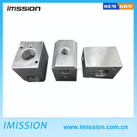 Precision aluminum 7075 parts in cnc machining bicycle spare parts