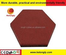 Outdoor Rubber floor mat