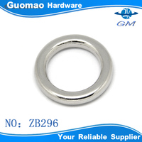 Zinc alloy O ring metal sealing ring